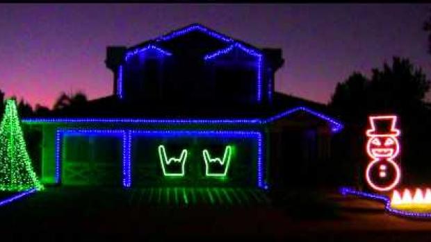 Slayerowe Oświetlenie Domu Na święta Maxiorpl